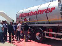Kässbohrer Bitüm Tankeri Müşterilerinden Tam Not Aldı