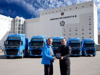 Ankara Un Sanayi Volvo Trucks ile Taşıyor