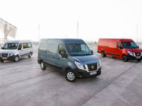Nissan Hafif Ticari Araçlar Yeni Yönetim Anlayışıyla Avrupa Pazarında Hedef Yükseltti