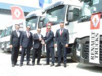 Öney Taşımacılık Renault Trucks İle Büyüdü