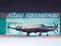 AMAC Aerospace Turkey Sabiha Gökçen'de