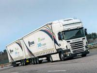 Scania'dan 1 milyon 300 Bin Kilometrelik Test Sürüşü