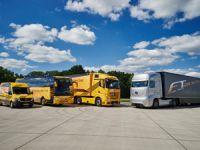 Daimler Ticari Araçların Geleceğini Güvenlik ve Verimlilikle Şekillendirecek