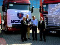 Sarıpekmez Grup Scania İle Güçlendi
