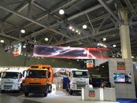 Ford Trucks Comtrans'ta Geniş Ürün Gamı ile Göz Doldurdu