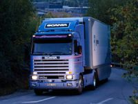 Scania 3 Serisi En İyi Kamyon Seçildi