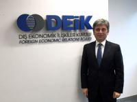 DEİK Lojistik İş Konseyi Başkanlığına Turgut Erkeskin Seçildi