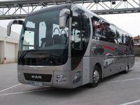 MAN Seyahat Otobüsü Pazarında Yüzde 16'lık Paya Ulaştı