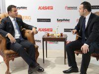 Tea&Talk Prof. Dr. Stefan Iskan Interviews Sedat Gümüşoğlu, CEO - U.N. RO-RO