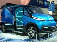 Iveco'nun Vision Konsept Van'ı Sürdürülebilirlik Alanında Ödüllendirildi