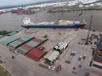 Borusan Lojistik Bir Projeyi Daha Başarıyla Tamamladı