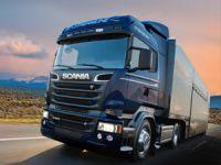 Scania 2015'i 3 Bin 291 Adetlik Satışla Kapattı