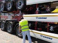 21 Tonluk Treylerler Gefco Türkiye tarafından Fas ve Cezayir'e Taşındı