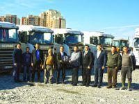 Safir Hafriyat Filosu Scania İle Güçlendi