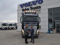 Network Global Lojistik Volvo Dedi