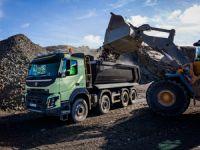 Volvo Trucks'ın İnşaat Serisi Tam Not Aldı
