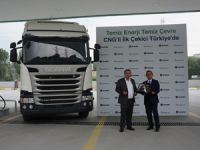 Naturelgaz Filosu Scania İle Güçlendi