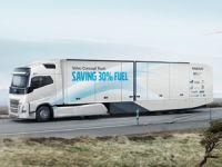 Volvo Trucks'ın Yeni Çekicisi Yüzde 30'un Üzerinde Yakıt Tasarrufu Sağlıyor