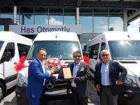 Sesli Turizm Filosu Mercedes-Benz İle Güçlendi
