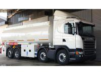 Scania'dan En Hafif ADR'li Kamyon