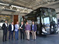 Atiker Konyaspor Yeni Mercedes-Benz Travego ile Avrupa Yolunda