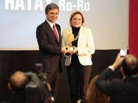 Atlas Lojistik Ödüllerinden HATAY RO-RO'ya Bir Ödül Daha
