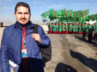 Türkmenistan-Afganistan-Tacikistan Demiryolu Hattı'nın İlk Etabı Açıldı
