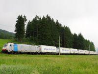 Ekol'ün Paris – Sete Tren Hattına Multimodal Operatör Ödülü