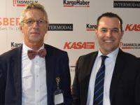 Tea & Talk logitrans 2016: Prof. Dr. Stefan Iskan interviews Jef Huyben, ECS European Container
