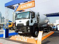 Ford Trucks Dubai'de Müşterileriyle Buluştu