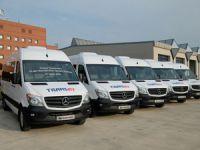 Transay Taşımacılık Filosu Mercedes-Benz Sprinter İle Büyüdü