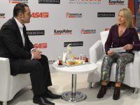Tea & Talk logitrans 2016: Altınay Bekar Interviews Prof. Dr. Stefan Iskan