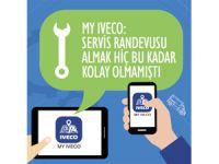 Iveco 'MY IVECO' Uygulamasının Özelliklerini Artırıyor