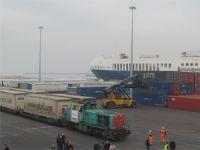 Trieste-Kiel Blok Tren Hattını Açan Ekol Lojistik Intermodalda Önemli Bir Adım Daha Attı