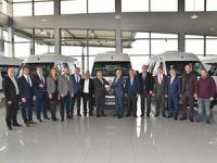 GÜR-SEL Turizm 50 Adet Mercedes-Benz Sprinter'ı Filosuna Ekledi