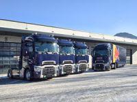Red Bull Racing Takımı Filosu Renault Trucks İle Büyüdü