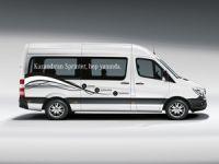 Mercedes Benz Sprinter Türkiye Turuna Başlıyor