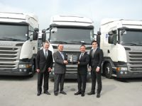 Netlog Araç Filosunu Scania R450 Çekicilerle Güçlendirdi