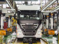 Iveco Madrid Fabrikası Altın Seviyesine Yükseldi