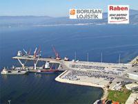Borusan Lojistik ile Raben Group İşbirliği Anlaşması İmzaladı