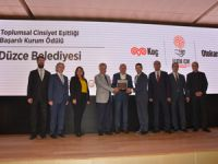 Otokar ve Ulaştırma Platformu Kurumları Ödüllendirmeye Devam Ediyor