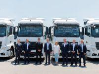 Mercedes-Benz Türk'ten Akkoç Lojistik'e 50 Adet Actros Çekici