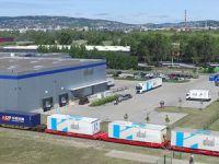 Ekol Macaristan ve Almanya Arasında Blok Tren Seferi Başlattı