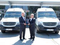 Mercedes-Benz Türk'ten Az-Al Turizm'e 20 Adet Sprinter