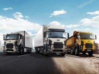 Pazar Payını Arttıran Ford Trucks, İnşaatta Liderlik Hedefliyor