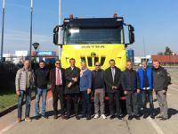 Üst Yapıcılar Iveco'nun İtalya'daki Fabrikalarını Ziyaret Etti