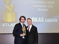 Arkas Lojistik'e İki 'Atlas Ödülü'