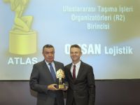 Omsan  Yılın En İyi Taşıma İşleri Organizatörü Seçildi