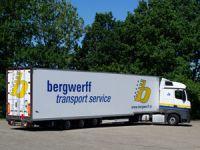 Tırsan'dan Bergwerff Transport Service'e İzolasyonlu Hava Kargo Aracı