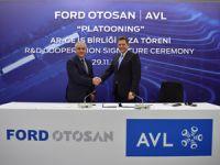 Ford Otosan AVL İşbirliği Otonom Kamyon Konvoyları Geliştirecek